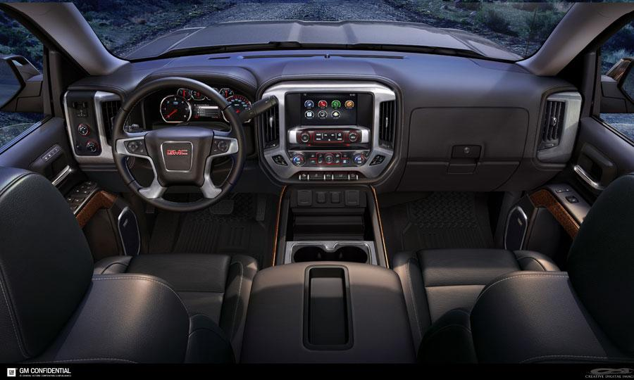 The 2014 Chevrolet Silverado Promises To Take Off Road Vehicles To An